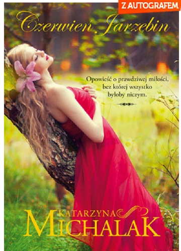 Czerwień jarzębin - Katarzyna Michalak | okładka