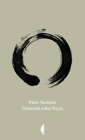 Dziennik roku węża - Piotr Siemion | okładka