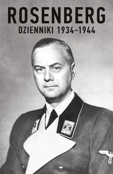 Dzienniki - Alfred Rosenberg | okładka