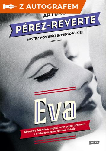 Eva - Arturo Pérez-Reverte | okładka