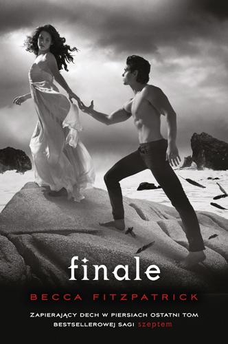 Finale - Becca Fitzpatrick | okładka