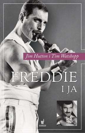 Freddie i ja - Hutton Jim, Wapshott Tim | okładka