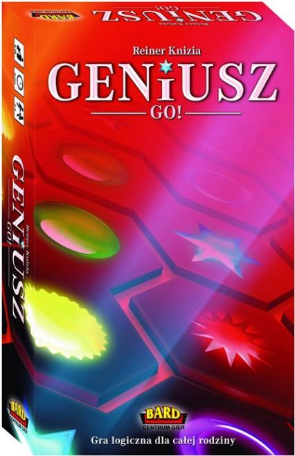 Geniusz Go! - gra logiczna