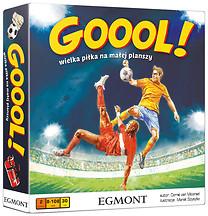 Goool! - gra planszowa -  | okładka