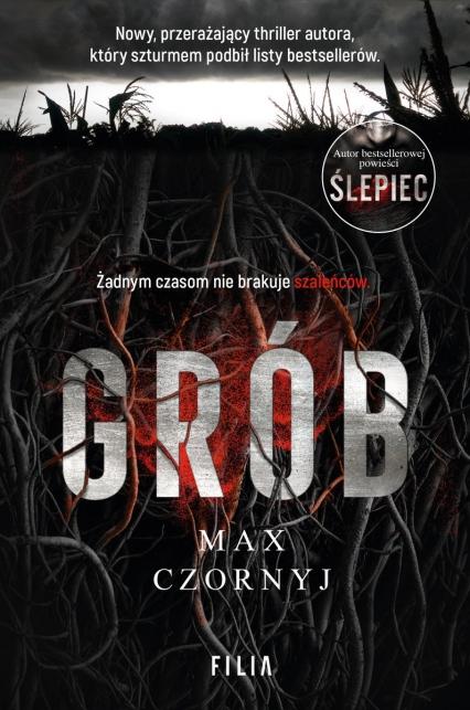 Grób - Max Czornyj | okładka