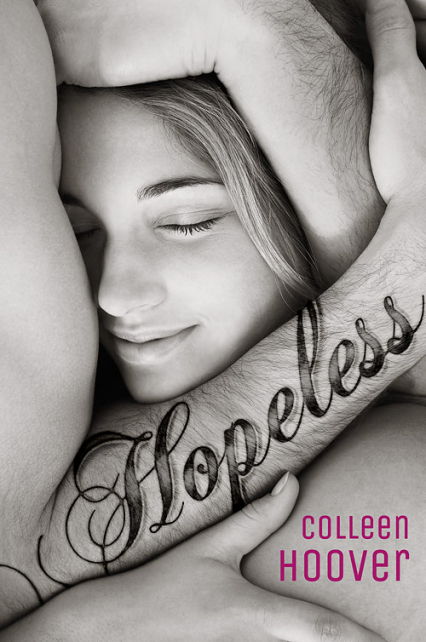 Hopeless - Colleen Hoover | okładka
