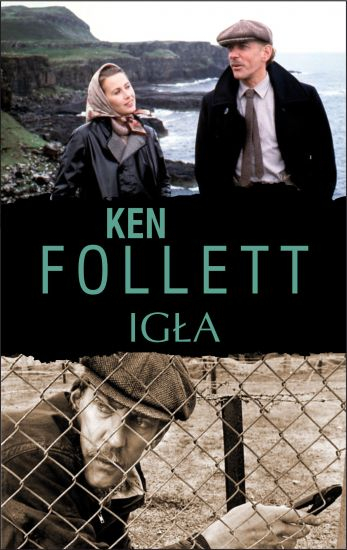 Igła - Ken Follett | okładka