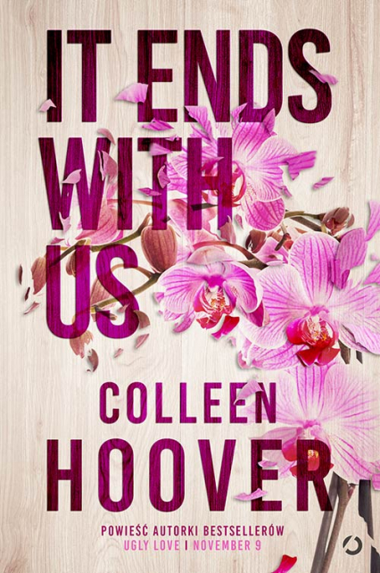 It Ends with Us - Colleen Hoover | okładka
