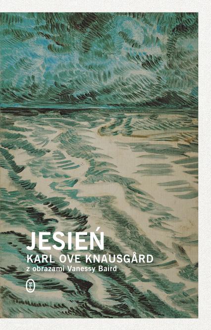 Jesień - Knausgard Karl Ove | okładka