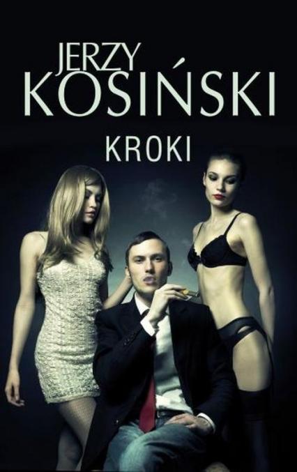 Kroki - Jerzy Kosiński | okładka