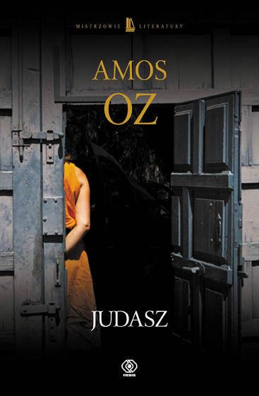 Judasz - Amos Oz | okładka