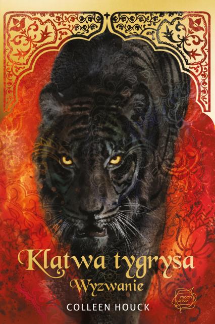 Klątwa tygrysa. Wyzwanie - Colleen  Houck    okładka