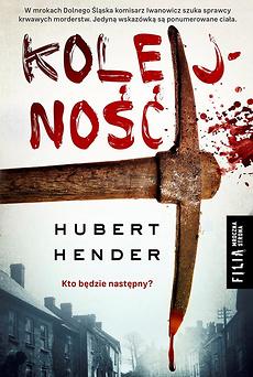 Kolejność - Hubert Hender | okładka