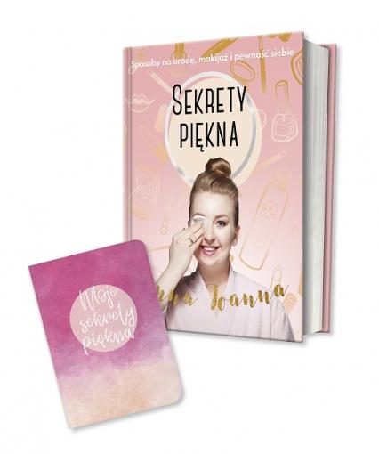 Sekrety piękna. Wydanie specjalne - Joanna Cymbalista | okładka