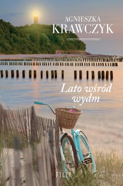Lato wśród wydm - Agnieszka Krawczyk | okładka