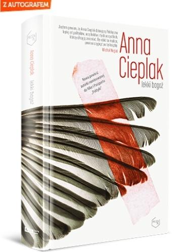 Lekki bagaż - Anna Cieplak | okładka