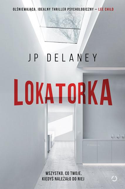 Lokatorka - JP Delaney | okładka