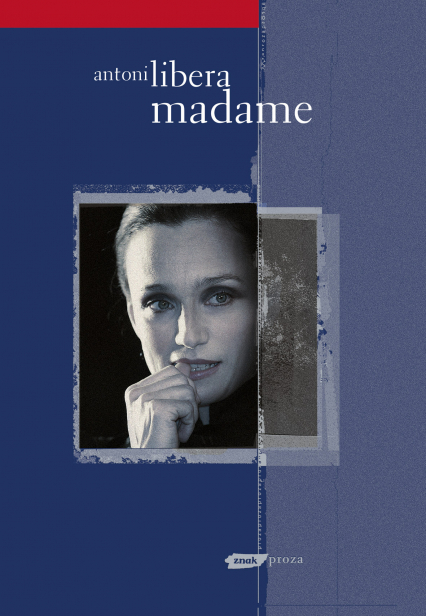 Madame  - Antoni Libera  | okładka