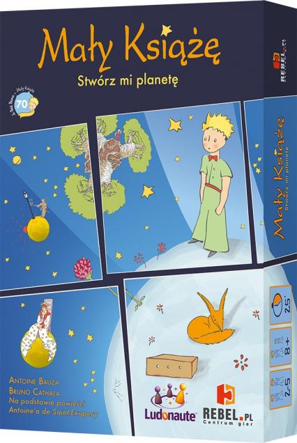 Mały Książę - gra planszowa -  | okładka