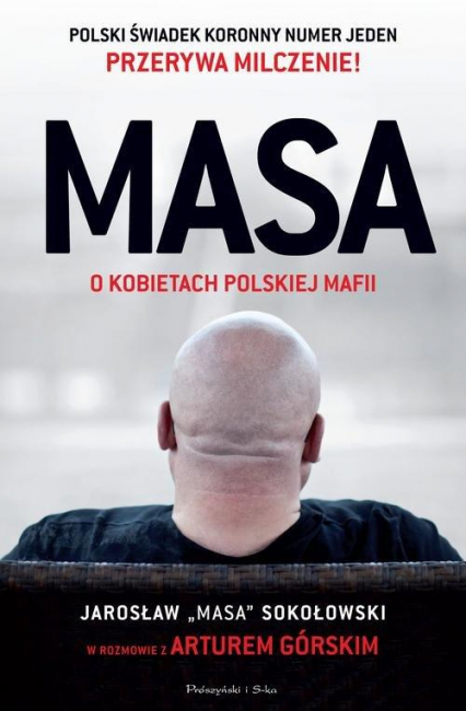 MASA o kobietach polskiej mafii  - Artur Górski | okładka