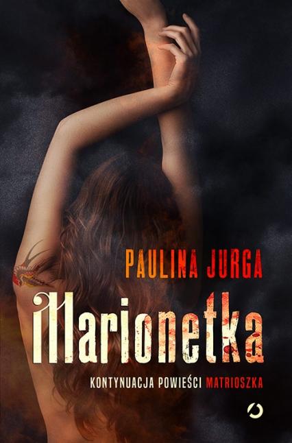 Marionetka - Paulina Jurga | okładka