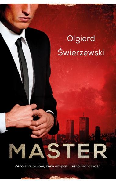 Master - Olgierd Świerzewski | okładka