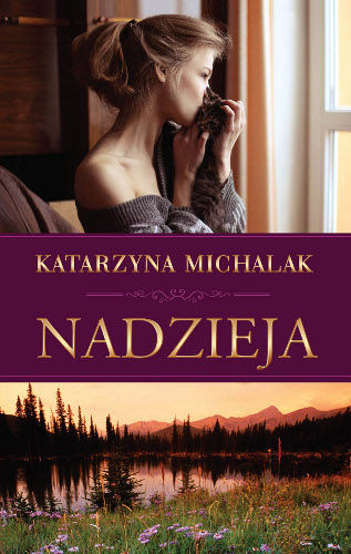 Nadzieja - Katarzyna Michalak | okładka