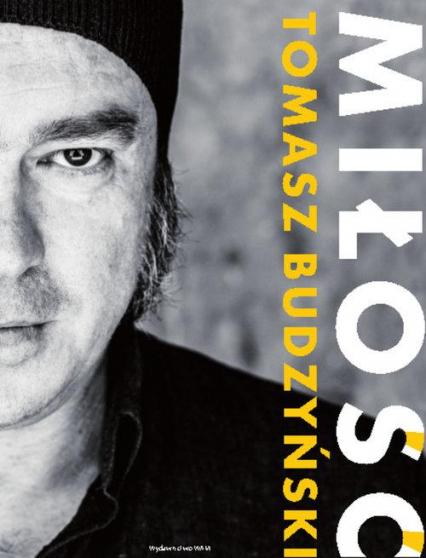 Miłość - Tomasz Budzyński   okładka
