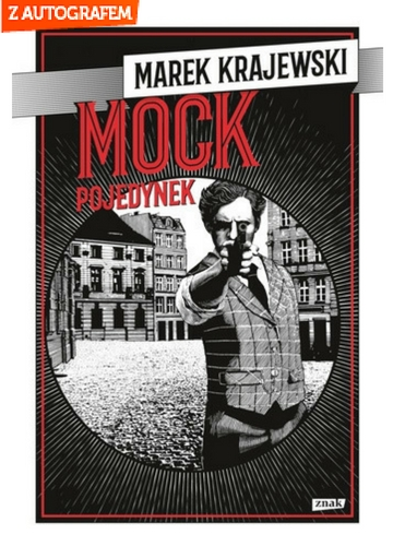 Mock. Pojedynek - Marek Krajewski  | okładka