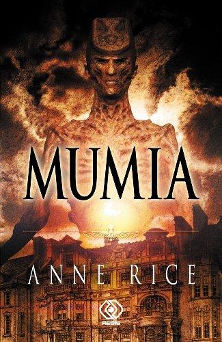 Mumia - Anne Rice | okładka