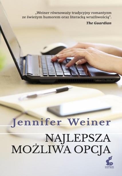 Najlepsza możliwa opcja - Jennifer Weiner | okładka