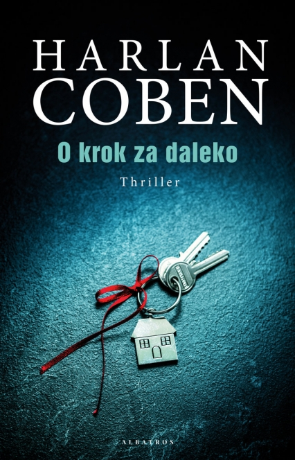 O krok za daleko - Harlan Coben | okładka