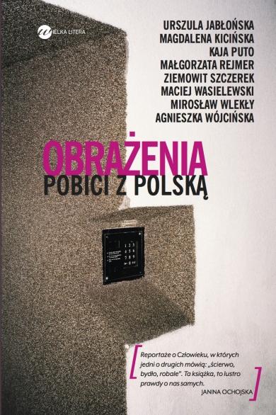 Obrażenia. Pobici z Polską - Opracowanie zbiorowe | okładka