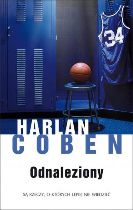 Odnaleziony - Harlan Coben | okładka