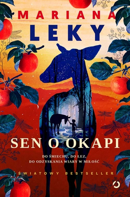 Sen o okapi - Mariana Leky | okładka