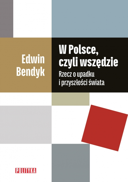 W Polsce, czyli wszędzie Rzecz o upadku i przyszłości świata - Edwin Bendyk | okładka