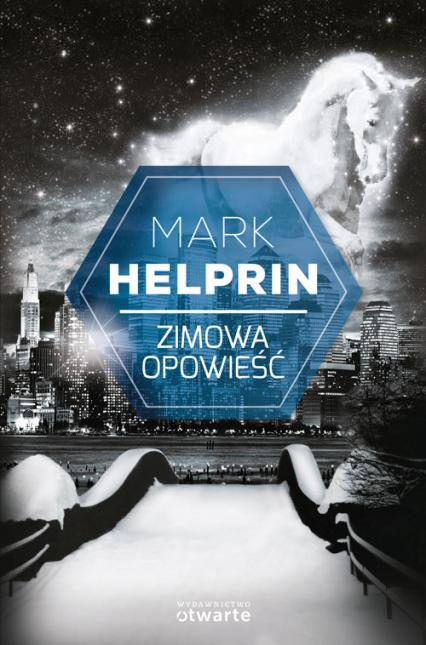Zimowa opowieść - Mark Helprin | okładka
