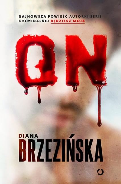 On - Diana Brzezińska | okładka