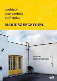 Osobisty przewodnik po Pradze -  | okładka