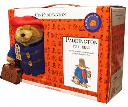 Miś Paddington - pakiet -  | okładka