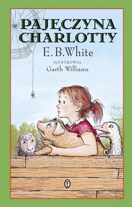 Pajęczyna Charlotty - E.B. White | okładka