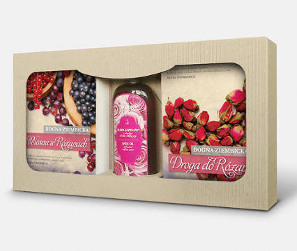 Pakiet Różany -  | okładka