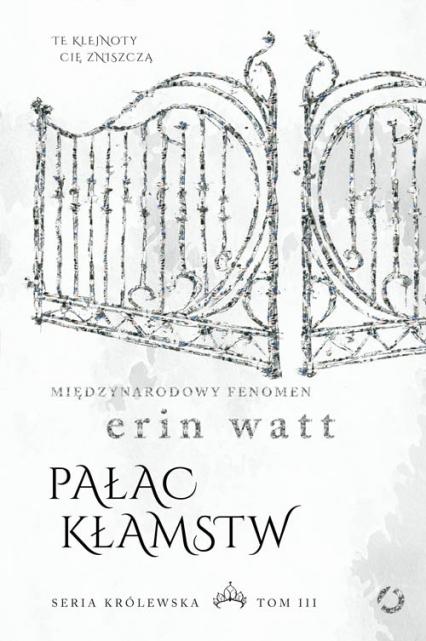 Pałac kłamstw - Erin Watt | okładka