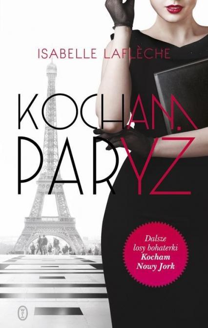 Kocham Paryż - Isabelle Lafleche  | okładka
