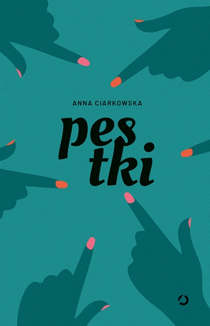 Pestki - Anna Ciarkowska | okładka