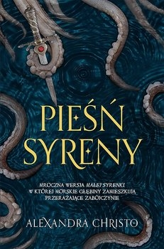 Pieśń syreny - Alexandra Christo | okładka