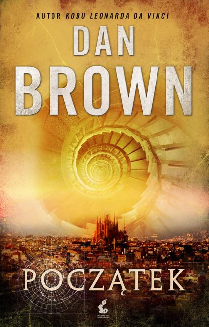 Początek - Dan Brown | okładka