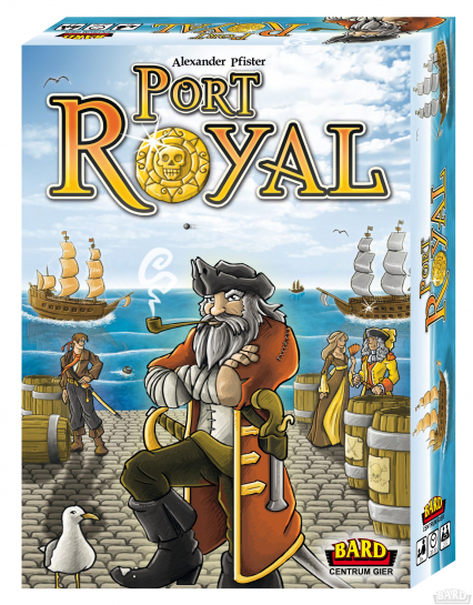 Port Royal - gra karciana