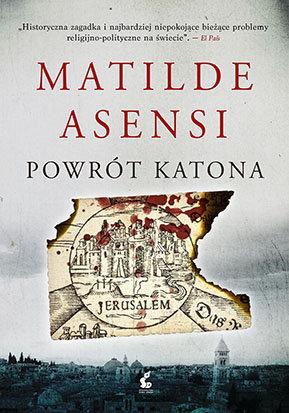 Powrót katona - Matilde Asensi | okładka