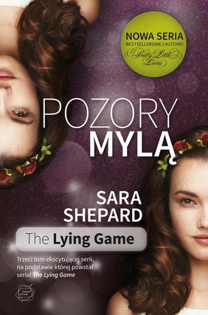 Pozory mylą - Sara Shepard | okładka